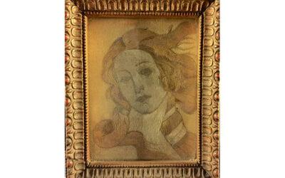 Venus von Botticelli