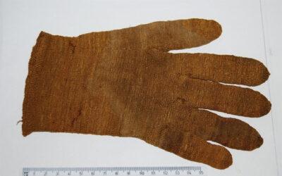Handschuh, einzeln