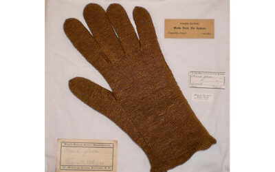 Herrenhandschuh