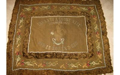 Wandteppich Leo XIII